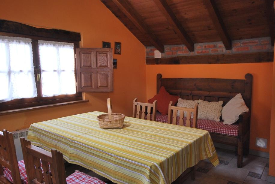 Apartamentos Caunedo Somiedo - Casa de Aldea (13)