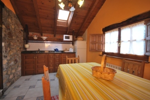 Apartamentos Caunedo Somiedo - Casa de Aldea (4)